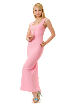Maxi dress for women